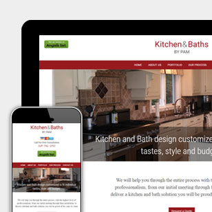 Kitchen and Baths by Pam