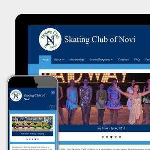 Skating Club of Novi